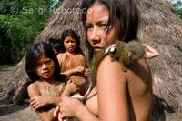La tribu africana salvaje tiene sexo salvaje
