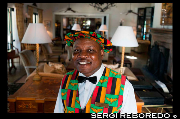 Royal Livingstone Hotel Cultural Animator.  The Royal Livingstone Hotel comprises 173 spacious en-suite guestrooms, each with its own private veranda, stretched along the river bank. All guestrooms are luxuriously furnished, with crisp white linen and large comfortable beds to welcome and offer the perfect sanctuary to retire to, after a day spent exploring the mysteries and challenges of this remarkable retreat. Bathrooms feature spacious showers and Victorian style baths, with wildlife pencil sketches adorning the cool ivory-washed walls, reflecting the textures and moods of the Zambezi River.